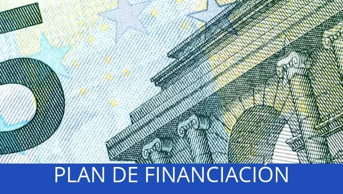 plan de financiacion